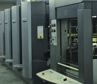 Press machines 1
